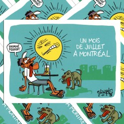ELDIABLO – CARTE POSTALE...
