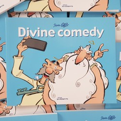 GLEZ – DIVINE COMEDY