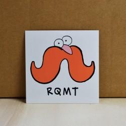Sticker Rouquemoute n°4 - 8...