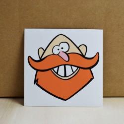 Sticker Rouquemoute n°5 - 8...